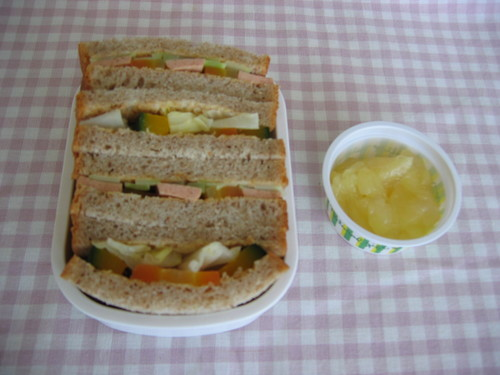 幼稚園のお弁当06.03.06